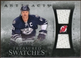 2010/11 Upper Deck Artifacts Treasured Swatches Silver #TSJA Jason Arnott 16/50