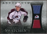 2010/11 Upper Deck Artifacts Treasured Swatches Silver #TSMD Matt Duchene /50