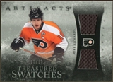 2010/11 Upper Deck Artifacts Treasured Swatches Silver #TSMR Mike Richards 18/50