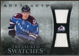 2010/11 Upper Deck Artifacts Treasured Swatches Silver #TSPS Paul Stastny /50