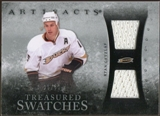 2010/11 Upper Deck Artifacts Treasured Swatches Silver #TSRG Ryan Getzlaf /50