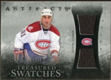 2010/11 Upper Deck Artifacts Treasured Swatches Silver #TSSG Scott Gomez /50