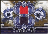 2010/11 Upper Deck Artifacts Tundra Tandems Bronze #TT2FLA David Booth/Stephen Weiss 51/125