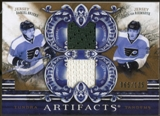 2010/11 Upper Deck Artifacts Tundra Tandems Bronze #TT2FLY Daniel Briere/James van Riemsdyk /125