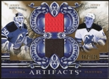 2010/11 Upper Deck Artifacts Tundra Tandems Bronze #TT2NJD Zach Parise/Martin Brodeur 62/125
