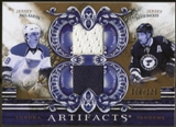 2010/11 Upper Deck Artifacts Tundra Tandems Bronze #TT2BLUES David Backes/Paul Kariya /125
