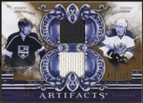 2010/11 Upper Deck Artifacts Tundra Tandems Bronze #TT2KINGD Jack Johnson/Drew Doughty 72/125