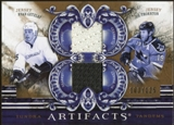 2010/11 Upper Deck Artifacts Tundra Tandems Bronze #TT2CALI Joe Thornton/Ryan Getzlaf 103/125