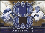 2010/11 Upper Deck Artifacts Tundra Tandems Bronze #TT2DEER Dion Phaneuf/Cam Ward /125