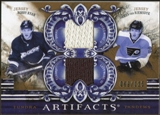 2010/11 Upper Deck Artifacts Tundra Tandems Bronze #TT2NEWJ James van Riemsdyk/Bobby Ryan /125
