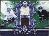 2010/11 Upper Deck Artifacts Tundra Tandems Emerald #TT2ANA Ryan Getzlaf/Corey Perry 5/35