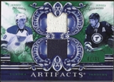 2010/11 Upper Deck Artifacts Tundra Tandems Emerald #TT2BLUES David Backes/Paul Kariya 1/35