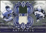 2010/11 Upper Deck Artifacts Tundra Tandems Silver #TT2DRUM Daniel Briere/Guillaume Latendresse 54/75