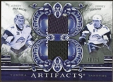 2010/11 Upper Deck Artifacts Tundra Tandems Silver #TT2RMDR Ryan Miller/Derek Roy /75