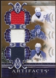 2010/11 Upper Deck Artifacts Tundra Trios Bronze #TT3PETES Steve Yzerman/Eric Staal/Chris Pronger 37/75