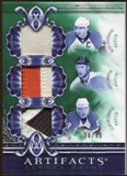 2010/11 Upper Deck Artifacts Tundra Trios Patches Emerald #TT3FLYS Mike Richards/Jeff Carter/Claude Giroux /40
