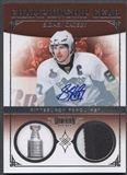 2010/11 Dominion #2 Sidney Crosby Championship Gear Patch Auto #05/10