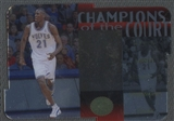 1995/96 SP Championship #C16 Kevin Garnett Champions of the Court Die Cuts
