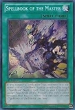 Yu-Gi-Oh Cosmo Blazer 1st Edition Single Spellbook of the Master Secret Rare