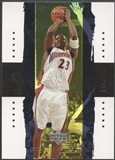 2003/04 Exquisite Collection #10 Jason Richardson #161/225