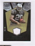 2008 Upper Deck Icons Rookie Brilliance Jersey Gold #RB8 Darren McFadden /99