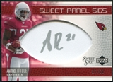 2005 Upper Deck Sweet Spot Sweet Panel Signatures #SPAN Antrel Rolle Autograph /50