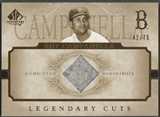 2005 SP Legendary Cuts #CA Roy Campanella Material Pants #42/75