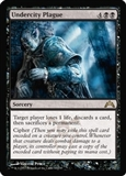 Magic the Gathering Gatecrash Single Undercity Plague Foil