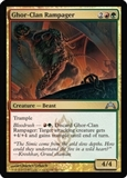 Magic the Gathering Gatecrash Single Ghor-Clan Rampager - NEAR MINT (NM)