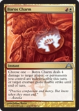 Magic the Gathering Gatecrash Single Boros Charm UNPLAYED (NM/MT)