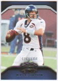 2010  Topps Triple Threads #21 Kyle Orton /1350
