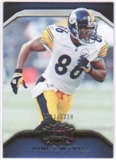 2010  Topps Triple Threads #77 Hines Ward /1350