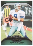 2010  Topps Triple Threads Emerald #52 Tony Romo /299