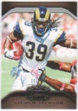 2010  Topps Triple Threads Sepia #12 Steven Jackson /499