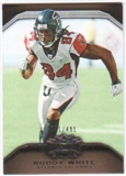 2010  Topps Triple Threads Sepia #85 Roddy White /499