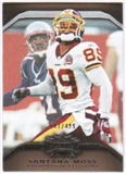 2010  Topps Triple Threads Sepia #89 Santana Moss /499