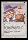 Magic the Gathering Legends Single Land Tax - SLIGHT PLAY (SP)