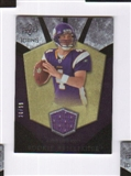 2008 Upper Deck Icons Rookie Brilliance Jersey Gold #RB19 John David Booty /99
