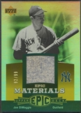 2006 Upper Deck Epic #JD3 Joe DiMaggio Materials Orange Pants #92/99
