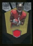 2008 Upper Deck Icons Rookie Brilliance Jersey Silver #RB30 Dexter Jackson /199
