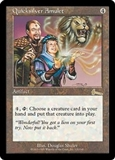 Magic the Gathering Urza's Legacy Single Quicksilver Amulet UNPLAYED (NM/MT)
