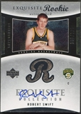 2004/05 Exquisite Collection #72 Robert Swift Rookie Auto #106/225