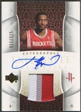 2005/06 Exquisite Collection #64 Luther Head Rookie Patch Auto #011/225