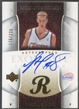 2005/06 Exquisite Collection #83 Yaroslav Korolev Rookie Auto #175/225