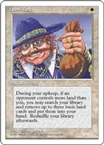 Magic the Gathering 4th Edition Single Land Tax - NEAR MINT (NM)