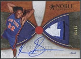 2006/07 Exquisite Collection #NNRB Renaldo Balkman Noble Nameplates Patch Auto #03/25