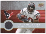 2008 Upper Deck First Edition Jerseys #FGJAJ Andre Johnson