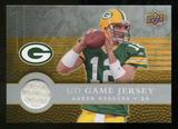 2008 Upper Deck First Edition Jerseys #FGJAR Aaron Rodgers