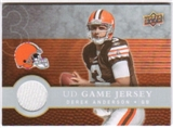 2008 Upper Deck First Edition Jerseys #FGJDA Derek Anderson