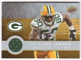 2008 Upper Deck First Edition Jerseys #FGJDD Donald Driver